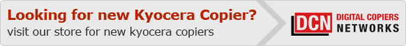 Kyocera copiers Essex
